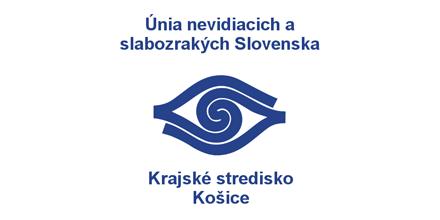 Únia nevidiacich a slabozrakých Slovenska - Košice